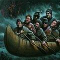 Samhain 2013 - chasse sauvage, étoiles et bifrost