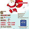 Marché de Noël à Latresne - 3 et 4 Décembre 2011