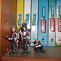 <b>Figurines</b> et petits soldats :