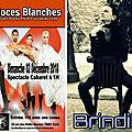 Les Noces Blanches - Soirée Cabaret - <b>Sidaction</b> 2018