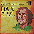 Amaral Records Presents Dax Pacem Orchestra (Amaral Records, 1969)