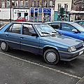 Renault 11 gtl (1986-1989)