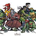 Tortues <b>Ninja</b>