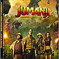 Test DVD Jumanji : Bienvenue dans la Jungle : Remake ou non, un divertissement familial bien efficace!