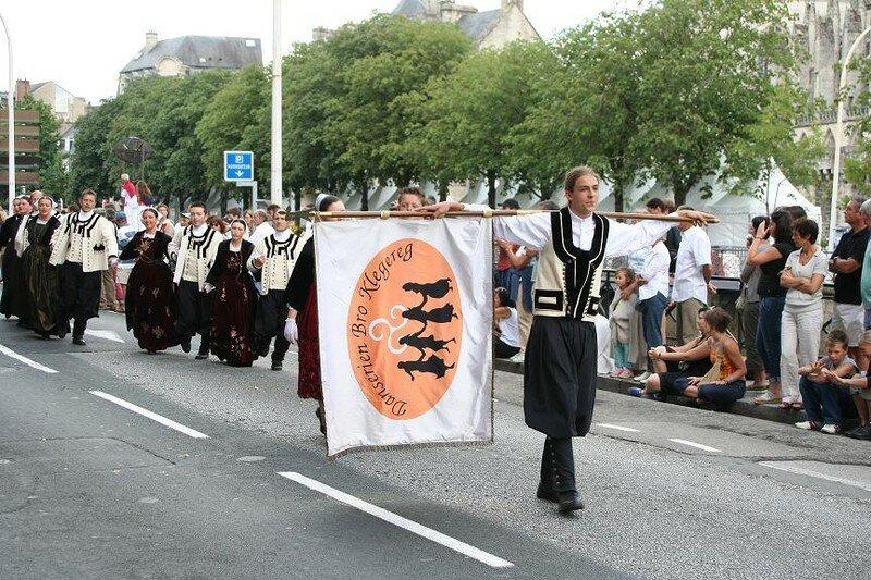 Cercle Celtique Danserien Bro Klegereg (Cléguérec)