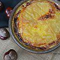 Gratin de pommes de terre au camembert bon mayennais à chauffer
