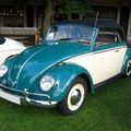Vw coccinelle cabriolet de 1964 01
