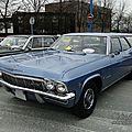 <b>Chevrolet</b> <b>Impala</b> wagon-1965