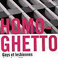 Homos-ghetto - franck chaumont