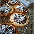 Biscuits choco – coco