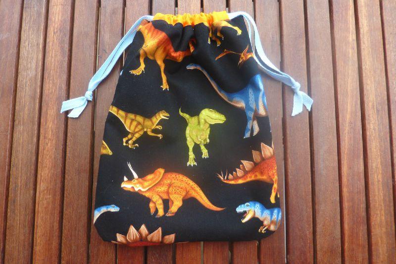 Pochon dinosaures