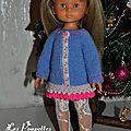 TUTO N° 152 - Vous vous souvenez de la robe festive de Lanie....