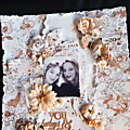 Page romantique chic by Corinne