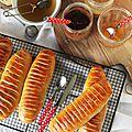 La recette quasi inratable des baguettes viennoises de eric kayser