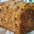 Pâté végétarien: un pain de viande végétal