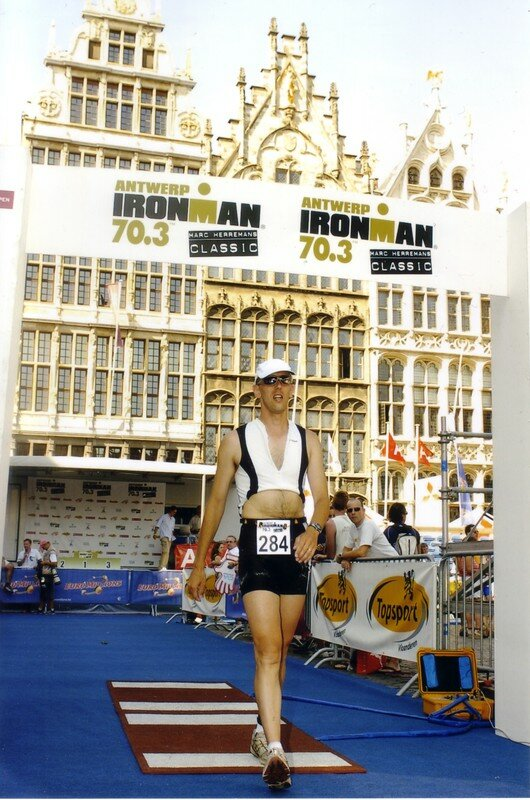 Ironman 70,3 d'Anvers