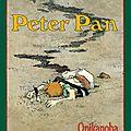 Loisel. <b>Peter</b> <b>Pan</b>. Opikanoba