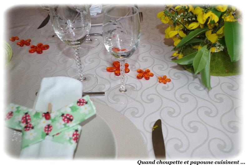 table de printemps fleurs de la nature-4858