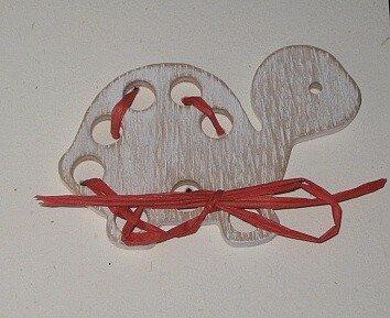 tortue, silhouette trouvée sur le blog SWAPPONS