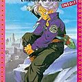 Dragon Ball Z : L'Histoire de Trunks (Futur alternatif)