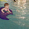 La première fois à la piscine