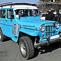 Willys Jeep <b>Wagon</b> 1954-1960