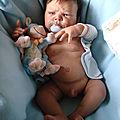 n 4 bébé reborn garcon