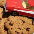 Oatmeal cookies anti fringale