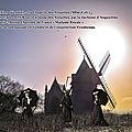 Mont des <b>Alouettes</b>, lieu commémoratif du Souvenir Vendéen et des Guerres de Vendée