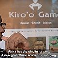 Interview Olivier <b>Madiba</b>, quelques heures avant le lancement d'Aurion, l'Héritage des Kori-Odan