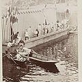 Fête foraine et concourt du 24 mai 1914