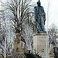 Statue du Maréchal A.J. Bruat (1796-1855)