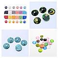 PandaHall collection des accessoires bijoux
