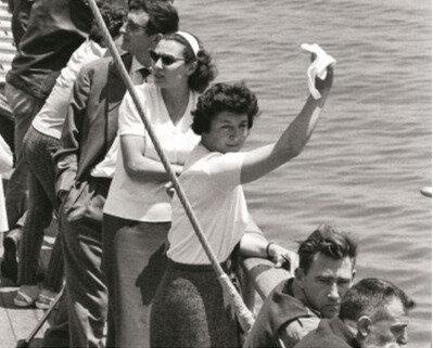 Pieds-Noirs, exode bateau