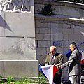 Le 27 mai 2015: journée nationale de la Résistance à Pernes-les-fontaines et Avignon