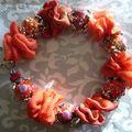 Bracelets en soie