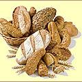 Nogent-le-Républicain le 27 mars 1795 : fourniture du pain au <b>prisonniers</b> de <b>guerre</b>.