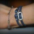 Autres modèles de bracelet cuir