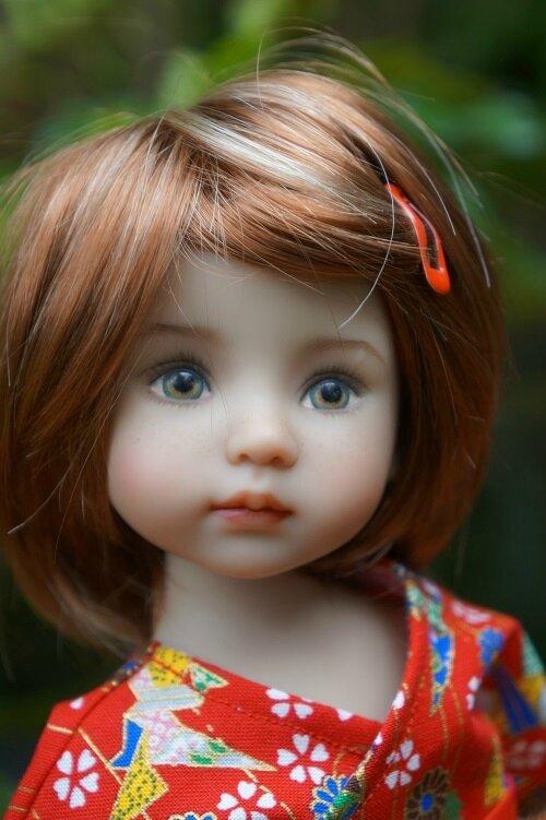 Le petit vent d'Asie pour mes Little Darling ... la suite !