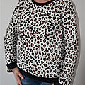 <b>Sweat</b> <b>courcelles</b> - Cosy Little Word et <b>sweat</b> Sintra - Ikatee Couture