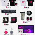Play world tour: new goods (china only)!