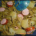 Salade fer