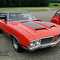 Oldsmobile <b>442</b> Holiday hardtop coupe-1970