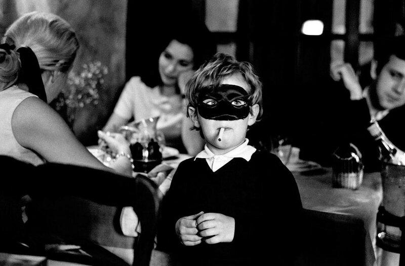 Honfleur, France 1968