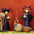 Déco Halloween 2012