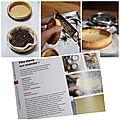 Tartelettes au chocolat et caramel beurre salé, pour fondre de plaisir...