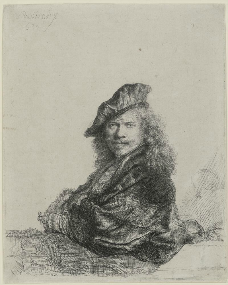The Herbert F. Johnson Museum of Art presents 'Lines of Inquiry: Learning from Rembrandt's Etchings'