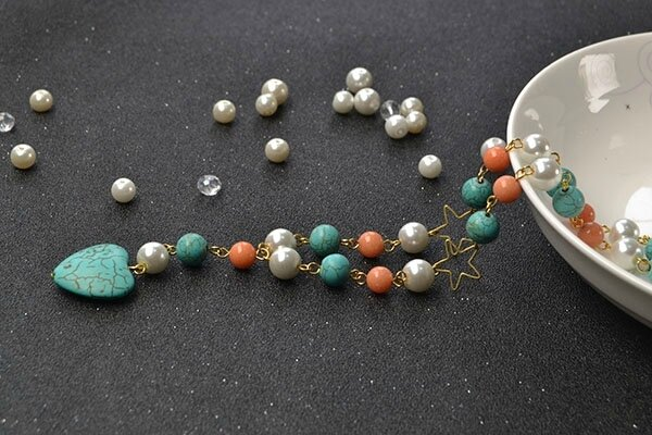 Comment Faire Un Bracelet Avec Des Perles Good Comment Faire Un