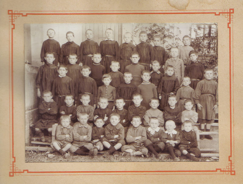 Ecole foyenne, vers 1900