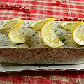 terrine de saumon aux <b>fruits</b> de <b>mer</b>
